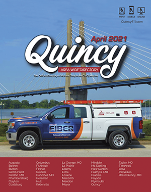 quincy411.com - Book Cover